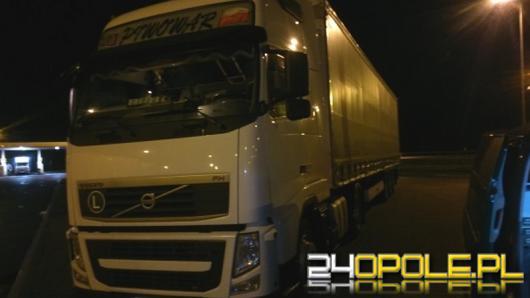 Kierowca ciężarówki ukarany aż 17 mandatami na kwotę ponad 12000 złotych