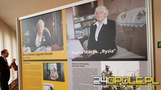 Kobiety Śląska Opolskiego - wystawa w Urzędzie Wojewódzkim