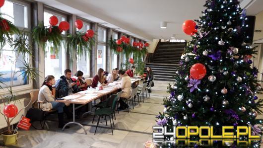 133 nowych potencjalnych dawców szpiku zarejestrowali opolscy studenci