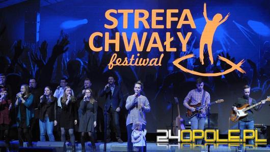 W sobotę odbyła się pierwsza zimowa edycja Strefa Chwały Festiwal w CWK Opole