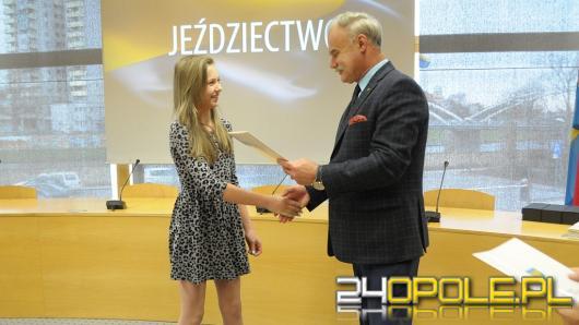 Opolscy sportowcy nagrodzeni przez Marszałka Województwa