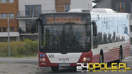 """Masz bilet MZK z logiem """"MZK Sp. z o.o. Opole""""? Od jutra będzie nieważny!"""