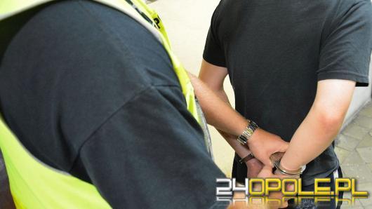 45-latek aresztowany po awanturze