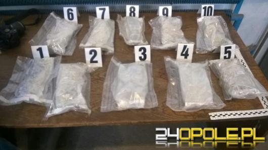 Przemyt 5 kg MDMA o wartości około 270tys zł udaremniony przez funkcjonariuszy