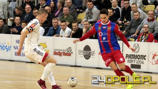 Derby Opolszczyzny w  futsalu dla Odry
