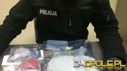 Kilogram amfetaminy posiadała 37-latka z Opola