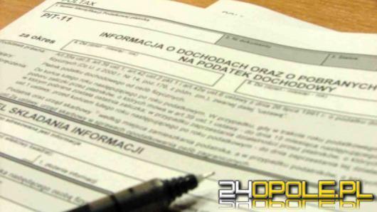 ZUS rozpoczął wysyłanie deklaracji podatkowych PIT