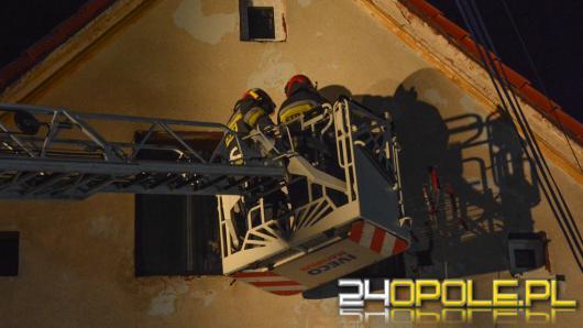 Lewin Brzeski: Rozpalał w piecu rozpuszczalnikiem, doszło do pożaru