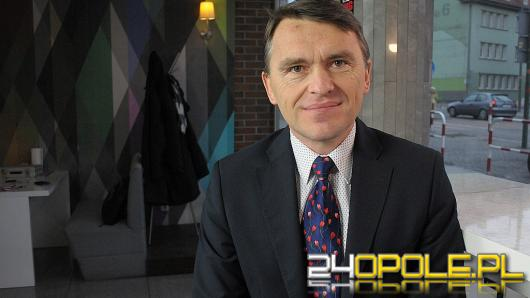 """Prof. Arkadiusz Nowak - Prószków może być naszą rolniczą """"doliną krzemową"""""""