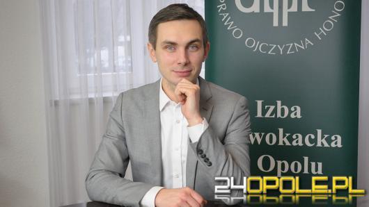 mec. Mateusz Tuński - o byciu młodym adwokatem i prawach autorskich