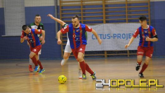 Futsalowa Odra odpada z Pucharu Polski