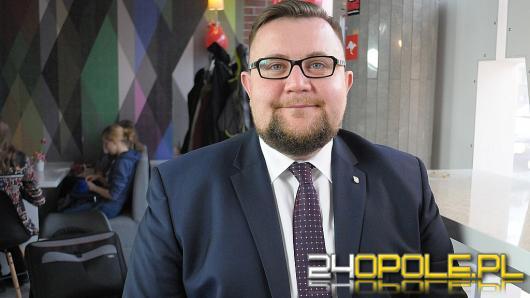Szymon Ogłaza - musieliśmy ograniczyć plany remontów linii kolejowych