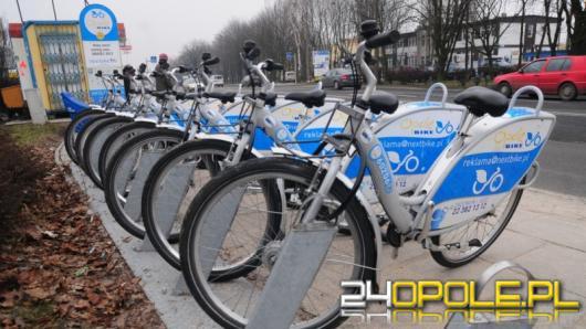 1 marca miejskie rowery wrócą na ulice Opola