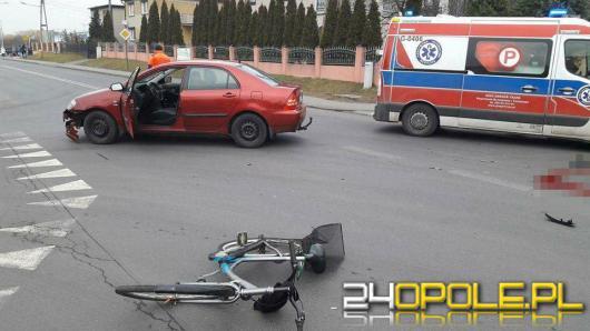 Pijany kierowca śmiertelnie potrącił rowerzystę w Krapkowicach