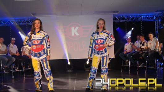 Kolejarz Opole zaprezentował zawodników i nowe kewlary startowe