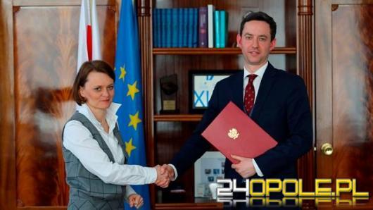 Marcin Ociepa został wiceministrem przedsiębiorczości i technologii