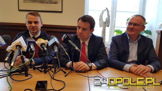 Wiceprezydenci Mirosław Pietrucha i Marcin Rol kończą swoją misję w Ratuszu