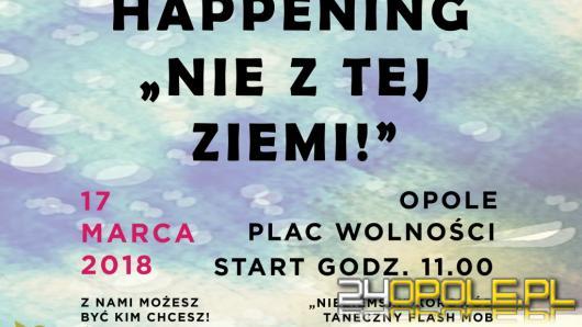 """Happening """"Nie z tej Ziemi!"""", czyli obchody Światowego Dnia Zespołu Downa już 17 marca!"""