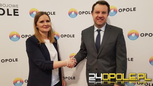 Małgorzata Stelnicka nowym wiceprezydentem Opola