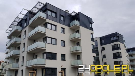 W Opolu przybyło 115 mieszkań na wynajem