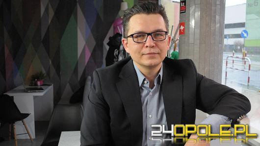 Radosław Tracz - na Śląskich Targach Budowlanych domEXPO mamy  80 wystawców