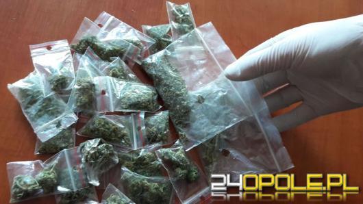 20-latek zatrzymany z marihuaną