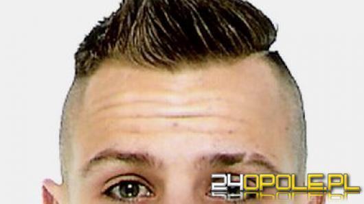 Policjanci z Nysy poszukują zaginionego Bartosza Nizińskiego