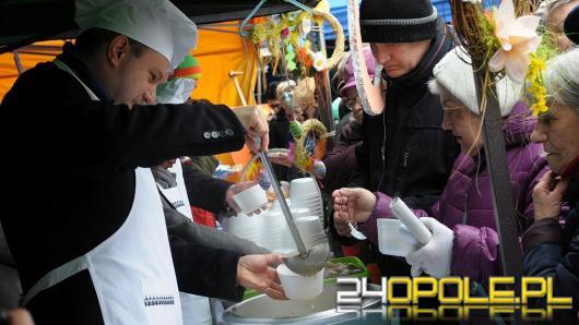Dwa tysiące porcji żuru na IV Opolskim Śniadaniu Wielkanocnym