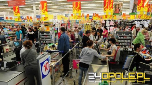 Dziś zrobimy zakupy nawet do północy, jutro tylko do południa !