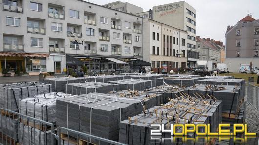 Rusza rewitalizacja ulicy Krakowskiej. Będą utrudnienia dla pieszych?