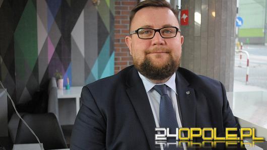 Szymon Ogłaza - nie wiem jakie głosy usłyszał prezes Kaczyński