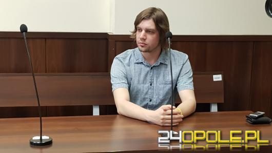 """Michał Pytlik po wyroku uniewinniającym: """"Cieszę się, że ten absurd się już skończył"""""""