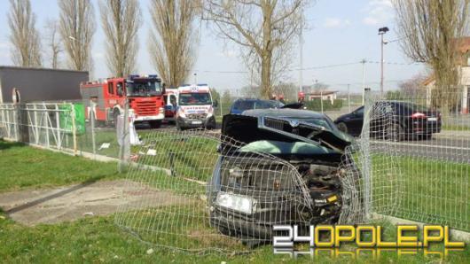 27-latek w szpitalu po wypadku do jakiego doszło w Pietnej