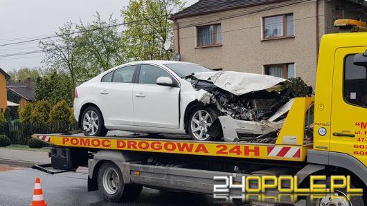 Od rana doszło już do kilku wypadków na drogach w naszym województwie !