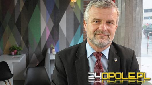 Waldemar Kampa - mieszkańcy Turawy mają swoje teorie na temat  zniknięcia głazu