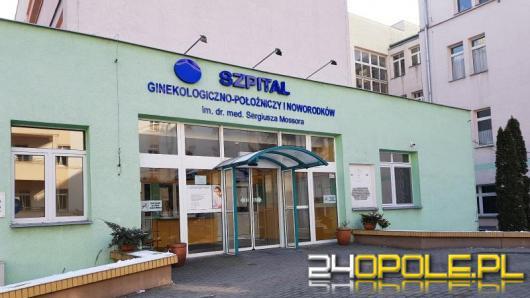 Szpital Ginekologiczno - Położniczy i Noworodków w Opolu powiększy strefę do kangurowania