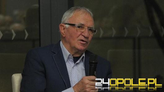 Antoni Piechniczek otrzyma honorowe obywatelstwo Opola