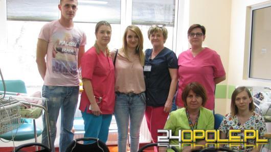 Czworaczki z Opola wracają do domu !