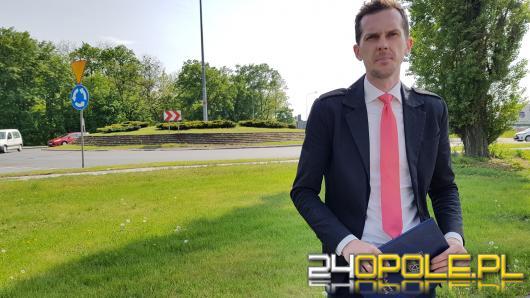Wielki zwrot w sprawie ronda. Pomyłka w liczeniu głosów na sesji rady miasta w Krapkowicach.