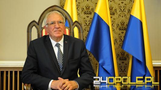 Na uroczystej sesji rady miasta przyznano 3 honorowe obywatelstwa Opola