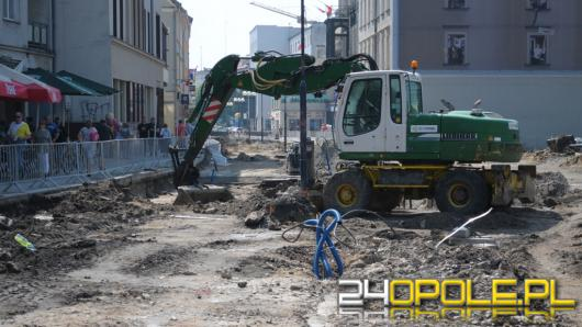 Ulica Krakowska nie zdąży z rewitalizacją do festiwalu