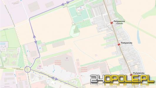 Utrudnienia dla podróżujących MZK w czasie Maratonu Opolskiego