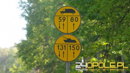 Wojskowe znaki pojawiły się na opolskich drogach - co oznaczają?