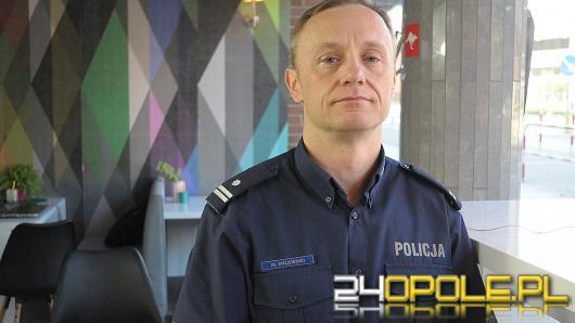 Podinsp. Maciej Milewski - o majówce na drogach. 22 wypadki, jedna ofiara śmiertelna
