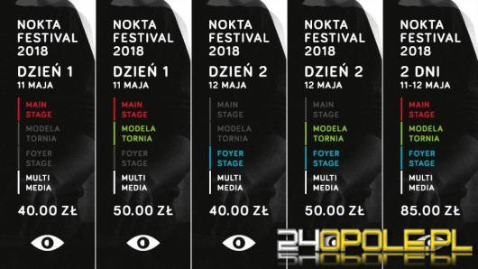 50 wykonawców z 7 krajów na Nokta festiwal 11-13 maja w Opolu