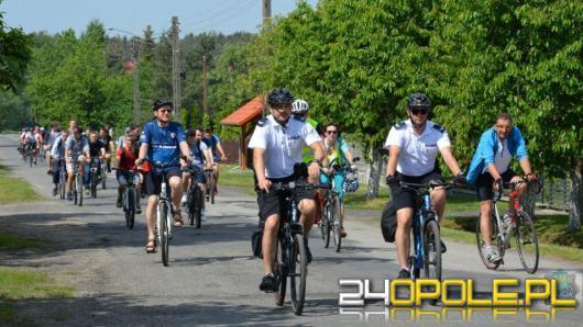 Promowali bezpieczną jazdę podczas 8 Rajdu Rowerowego im. Joachima Halupczoka