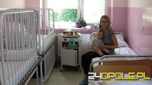 Szpital w Kędzierzynie-Koźlu zniósł opłaty dla rodziców przebywających z dziećmi na oddziałach