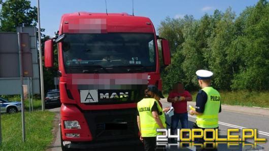 Policja wzmacnia kontrole przewozów odpadów