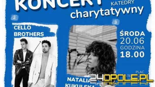 Natalia Kukulska, Cello Brothers i TDG już jutro na placu katedralnym