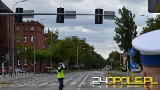 """Policjanci z Opolszczyzny walczyli o tytuł """"Policjant Roku Ruchu Drogowego"""""""